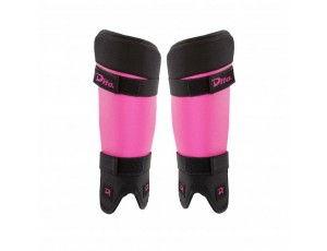 Protectie - Scheenbeschermers - kopen - Dita Scheenbeschermers Ortho Junior roze/zwart