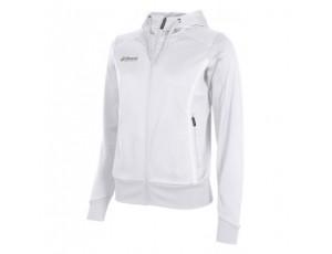 Hockey trainingsjassen - Hockey truien - Reece Australia - kopen - Reece Core TTS Hooded Full Zip Ladies – White | Leverbaar vanaf 1 juli
