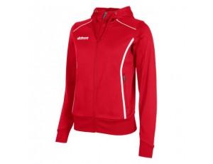Hockey trainingsjassen - Hockey truien - Reece Australia - kopen - Reece Core TTS Hooded Full Zip Ladies – Red | Leverbaar vanaf 1 juli