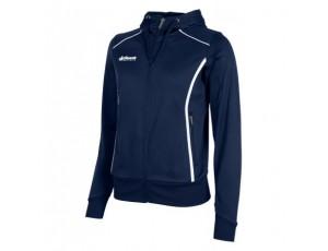 Hockey trainingsjassen - Hockey truien - Reece Australia - kopen - Reece Core TTS Hooded Full Zip Ladies – Navy | Leverbaar vanaf 1 juli