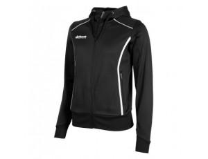 Hockey trainingsjassen - Hockey truien - Reece Australia - kopen - Reece Core TTS Hooded Full Zip Ladies – Black | Leverbaar vanaf 1 juli