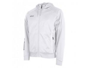 Hockey trainingsjassen - Hockey truien - Reece Australia - kopen - Reece Core TTS Hooded Full Zip Unisex JR – White | Leverbaar vanaf 1 juli