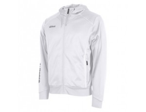Hockey trainingsjassen - Hockey truien - Reece Australia - kopen - Reece Core TTS Hooded Full Zip Unisex SR – White | Leverbaar vanaf 1 juli