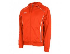 Hockey trainingsjassen - Hockey truien - Reece Australia - kopen - Reece Core TTS Hooded Full Zip Unisex SR – Orange | Leverbaar vanaf 1 juli