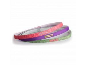 Sportbh's, haarbanden en overig - Hockeykleding - kopen - Reece Hairbands Groen Paars Koraal