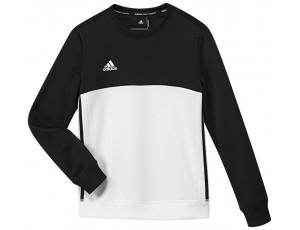 Adidas teamkleding - Hockey truien - Hockeykleding - T16 teamkleding - kopen - Adidas T16 Crew Sweat Jeugd Black