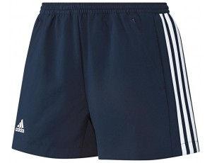 Adidas teamkleding - Hockey broeken - Hockeykleding - T16 teamkleding - kopen - Adidas T16 Climacool Short Women Navy