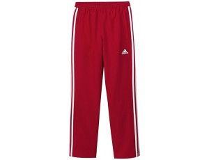 Adidas teamkleding - Hockey broeken - Hockeykleding - T16 teamkleding - kopen - Adidas T16 Team Pant Jeugd Red