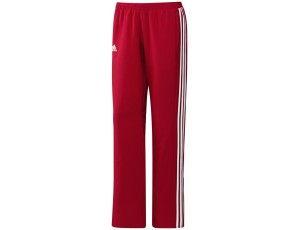 Adidas teamkleding - Hockey broeken - Hockeykleding - T16 teamkleding - kopen - Adidas T16 Team Pant Women Red