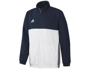 Adidas teamkleding - Hockey trainingsjassen - Hockeykleding - T16 teamkleding - kopen - Adidas T16 Team Jacket Men Navy