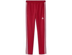 Adidas teamkleding - Hockey broeken - Hockeykleding - T16 teamkleding - kopen - Adidas T16 Sweat Pant Jeugd Red