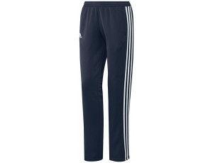 Adidas teamkleding - Hockey broeken - Hockeykleding - T16 teamkleding - kopen - Adidas T16 Sweat Pant Women Navy