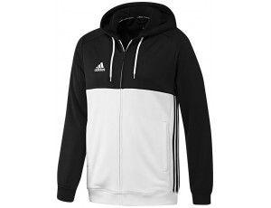 Adidas teamkleding - Hockey truien - Hockeykleding - T16 teamkleding - kopen - Adidas T16 Hoody Men Black