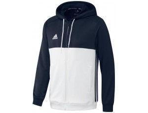 Adidas teamkleding - Hockey truien - Hockeykleding - T16 teamkleding - kopen - Adidas T16 Hoody Men Navy
