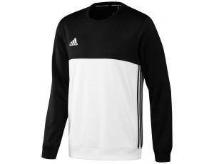 Adidas teamkleding - Hockey truien - Hockeykleding - T16 teamkleding - kopen - Adidas T16 Crew Sweat Men Black