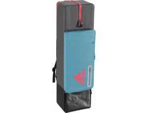 Adidas Brandshop - Sticktassen -  kopen - Adidas Hockey Kitbag Blue Pink