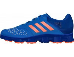 Adidas Brandshop - Adidas hockeyschoenen - Senior hockeyschoenen -  kopen - Adidas Flex II Blue-Orange (Pre Order leverbaar vanaf Juli 2016)