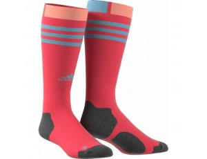 Fantasy Socks - Hockeykleding - Hockeysokken - kopen - Adidas HY kous Roze/Blauw