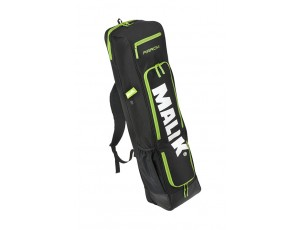 Hockeytassen - Sticktassen -  kopen - Malik Stickbag Arrow Black