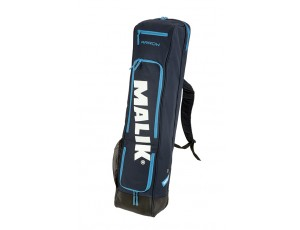 Hockeytassen - Sticktassen -  kopen - Malik Stickbag Arrow Navy