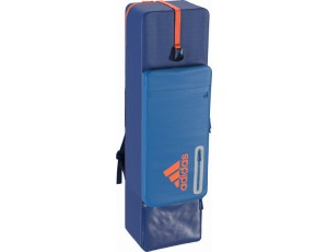 Adidas Brandshop - Sticktassen -  kopen - Adidas Hockey Kitbag Blue Orange