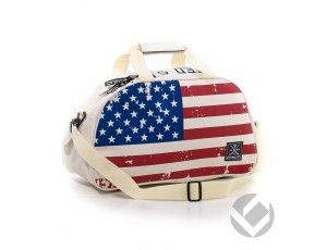 Hockeytassen - Shoulderbags - kopen - Brabo Shoulderbag Flags USA