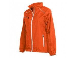 Hockey trainingsjassen - Hockeykleding - Reece Australia - kopen - Reece Breathable Tech Jacket Dames Oranje