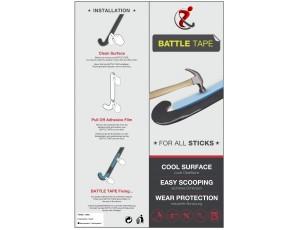 Hockey tape - Cadeaus en gadgets - kopen - Hockeygear.eu Battle Tape Black