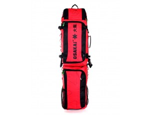 Brandshops - Hockeytassen - Osaka hockey - Sticktassen -  kopen - Osaka CUSTOM STICKBAG RED BLACK