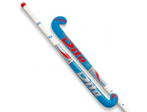 Hockeysticks - Junior sticks - Dita hockeysticks -  kopen - Dita FX R10 Junior blauwzilver rood