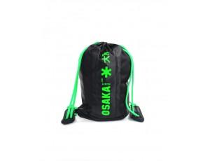 Brandshops - Cadeaus en gadgets - Hockeytassen - Osaka hockey - Rugzakken - kopen - Osaka GYMSACK ELITE – BLACK / GREEN