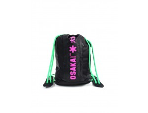 Brandshops - Cadeaus en gadgets - Hockeytassen - Osaka hockey - Rugzakken - kopen - Osaka GYMSACK ELITE – BLACK / PINK