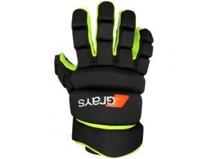 Hockeyhandschoenen - Protectie - kopen - Grays Pro 5X Glove Neongeel Links