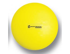 Clubmaterialen bulk - Hockeyballen - Hockeyballen clubs - kopen - 144 stuks HG zaalhockeybal wedstrijd geel