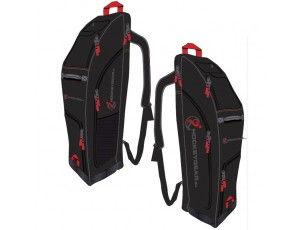Hockeytassen - Sticktassen -  kopen - Hockeygear.eu stickbag deluxe zwart