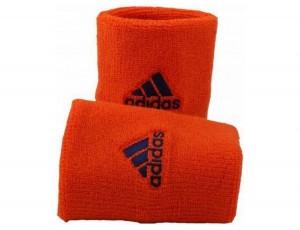Sportbh's, haarbanden en overig - Hockeykleding - KNHB kleding - Cadeaus en gadgets - kopen - Adidas KNHB Wristbands set PRE ORDER LEVERING MEDIO JUNI