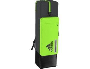 Adidas Brandshop - Hockeytassen - Sticktassen -  kopen - Adidas HY Kitbag lime green