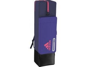Adidas Brandshop - Hockeytassen - Sticktassen -  kopen - Adidas HY Kitbag purple