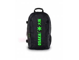 Brandshops - Hockeytassen - Osaka hockey - Rugzakken -  kopen - Osaka SENIOR LARGE BACKPACK – BLACK / GREEN