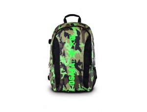 Brandshops - Hockeytassen - Osaka hockey - Rugzakken -  kopen - Osaka SENIOR LARGE BACKPACK – FANCY CAMO / GREEN