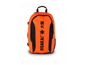 Brandshops - Hockeytassen - Osaka hockey - Overig - Rugzakken - kopen - Osaka SENIOR LARGE BACKPACK – ORANGE / BLACK | 25% DISCOUNT DEAL