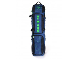 Brandshops - Hockeytassen - Osaka hockey - Sticktassen -  kopen - Osaka LARGE STICKBAG NAVY GREEN