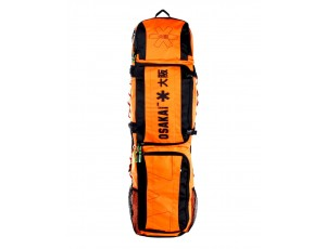 Brandshops - GHHC - Hockeytassen - Osaka hockey - Sticktassen -  kopen - Osaka LARGE STICKBAG ORANGE BLACK