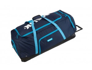 Hockeytassen - Keepertassen -  kopen - Malik Goaliebag Wheeli Navy