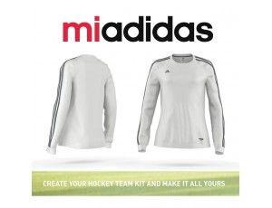 Adidas teamkleding - Hockeykleding - MiTeam - kopen - Adidas MiTeam Crewneck sweater women