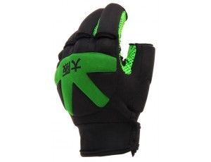 Hockeyhandschoenen - Osaka hockey - Protectie -  kopen - Osaka Armadillo Glove black (Large, Medium leverbaar, maat Smal v.a. Juli)