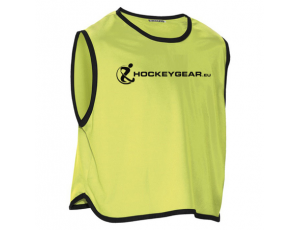 Clubmaterialen bulk - Hockey accessoires - Hockeygear shop - Referee, coach en trainer - kopen - Hockeygear.eu trainings overgooier Fluo Geel