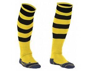 Hockeykleding - Hockeysokken - Reece Australia - Standaard kousen - kopen - Reece Original sock geel/zwart