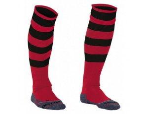 Hockeykleding - Hockeysokken - Reece Australia - Standaard kousen - kopen - Reece Original sock rood/zwart
