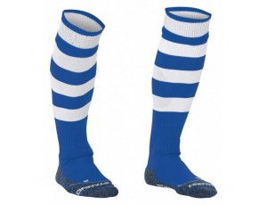 Hockeykleding - Hockeysokken - Reece Australia - Standaard kousen - kopen - Reece Original sock royal/wit